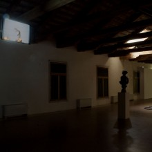 Gabriel Rossell Santillán,  Ira Neeland, 2010, Video projection, 1' 50''