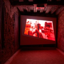 NÁSTIO MOSQUITO, Fuck Africa Remix, video, 2015. Photo: Giulio Favotto - Otium